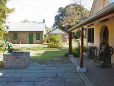 Hambledon Cottage House Museum - Parramatta Moving To Australia, Australia Living, South Australia, Western Australia, Travel Oz, Historical Images, Cottage Homes, Beautiful Buildings, Great Places