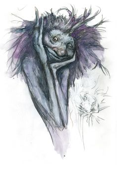 The Labyrinth and Dark Crystal artist exclusive interview  Brian Froud