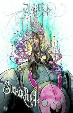 Sucker Punch - Amber