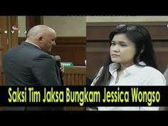 SKAKMAT!! Jessica ketakutan Jaksa Hadirkan Anggota Polisi Australia Bers...