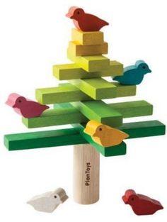Plan Toys Balancing Tree Game ❤ Plan Toys, Inc.