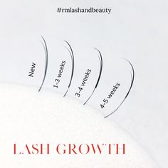 Lash growth❗️ that's why we should offer our clients get back for information in weeks 🤩 Applying False Lashes, Applying Eye Makeup, Big Lashes, False Eyelashes, Lash Lounge, Eyelash Technician, Lash Quotes, Eyelash Extensions Styles, Lash Room