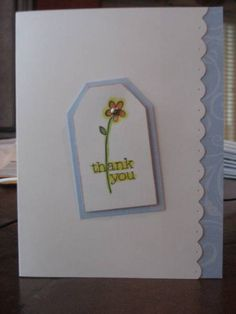 thankyou_1, CAS04 by stampinmamiof2 - Cards and Paper Crafts at Splitcoaststampers