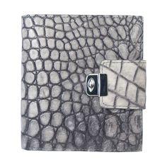 #Portmonnaie Börse mit vielen Kartenfächern und Münzfach aus Leder wallet