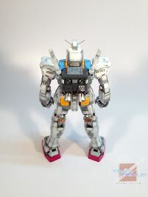Gundam Kits Collection News and Reviews: MG RX-78-2 Ver 3.0 Modeled by PrimaryMH [TeamNexus]