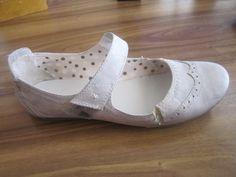 Ideas para renovar zapatos viejos ~ Olvídate de la crisis