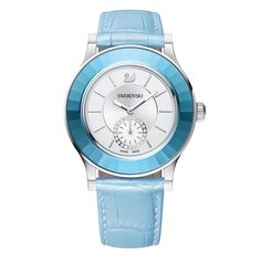 Swarovski Octea Classica Light Blue Watch, Blue Buy for: GBP319.00 House of Fraser Currently Offers: Swarovski Octea Classica Light Blue Watch, Blue from Store Category: Accessories > Watches > Ladies' Watches for just: GBP319.00