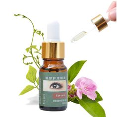 10ml Eye Essential Oil Anti Wrinkles Dark Circles Puffiness Eyes Care