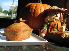 Vegan Pumpkin Spice Bread  http://chefjoannabarajas.blogspot.com/2011/11/vegan-pumpkin-spice-bread.html