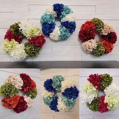 Flower Wreaths  #goldenforrest #goldenforrestcreations #handmade #wreathideas #frontdoordecor #flowers #flowerwreath #spring Flower Wreaths, Floral Wreath, Homemade Wreaths, Front Door Decor, Spring, Flowers, Handmade, Flower Crowns, Flower Crowns