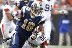 Austin Pettis # 18 St.Louis Rams