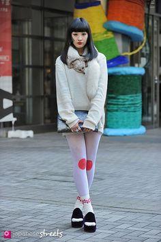 121104-5412 - Japanese street fashion in Shibuya, Tokyo
