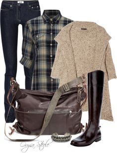 """""""Weekend Ease"""" by orysa on Polyvore"""