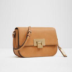 Aldo OCERRAN Camel Women Crossbody Handbag #Aldo #MessengerCrossBody