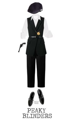 """Untitled #1666"" by contrary-to-ordinary ❤ liked on Polyvore featuring Acne Studios, Johanna Ortiz, MICHAEL Michael Kors, Borsalino, Girard-Perregaux, Bling Jewelry, Dear Frances, Revolver, TV and peakyblinders"
