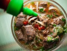 #graceinfood  pho bo [vietnamese beef noodle soup]  Enter to win a Cuisinart Cookware Set