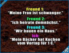 Das ist doch auch was! #glücklich #Essen #lustige #Sprüche #Humor #lecker #Humor #Statusbilder