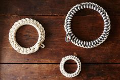 How to Make Your Own Knotted Rope Trivets on Food52