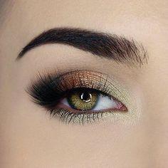 Make Up; Make Up Looks; Make Up Augen; Make Up Prom;Make Up Face; Eyeshadow Tips, Eyeshadow Looks, Eyeshadow Makeup, Eyeshadow Palette, Sephora Makeup, Green Eyes Eyeshadow, Best Eyeshadow For Brown Eyes, Bright Eyeshadow, Neutral Eyeshadow