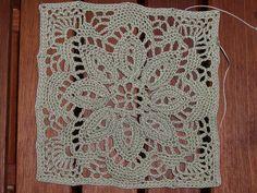 Puritan Square: free pattern
