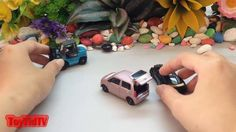 Toy Car Chasing Videos For Kids | Sport Car Toys Video for Children | Su...
