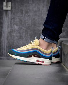 buy online a7eed 0bbd0 Sean Wotherspoon x Nike Air Max 197 Shoes Nike Adidas, Sneakers Nike,