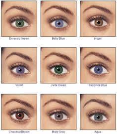 Do Contacts Enhance Your Eye Color