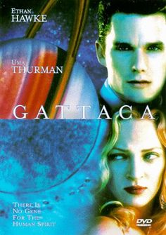 Directed by Andrew Niccol.  With Ethan Hawke, Uma Thurman, Jude Law, Gore Vidal. A genetically inferior man assumes the identity of a superior one in order to pursue his lifelong dream of space travel.