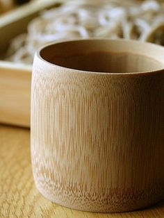 Soba Bamboo Cups