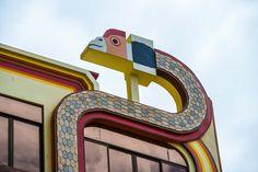 Cholets, Bolivia. Freddy Mamani: arquitectura en tecnicolor