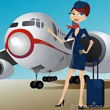 stewardess tekening - Google zoeken