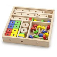 Constructie set New Classic Toys cm Nct, Dementia Activities, Shops, Practical Life, Can Design, Classic Toys, Wood Blocks, Educational Toys, Malec