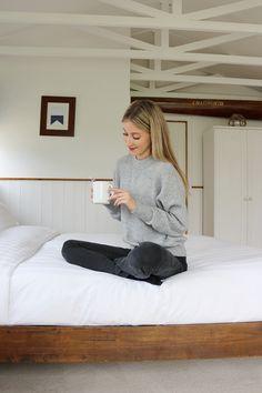 tea, England, Airbnb, trip, weekend, home, interior,