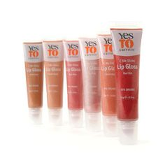 Yes to Carrots Lip Gloss