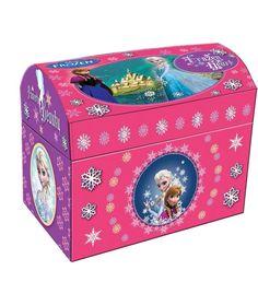 Frozen Joyero con bandeja 16x13x10 Frozen LICENZE. ALCO Distribuzioni, Distributore di vendita all ingrosso.