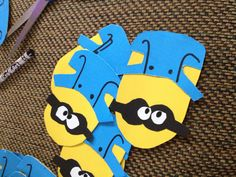 Minion door tags!