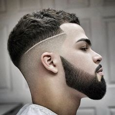 İs the site established for hair health and care. Beard Styles For Men, Hair And Beard Styles, Curly Hair Styles, Gents Hair Style, Crop Hair, Mixed Hair, Fade Haircut, Haircut Style, Style Hairstyle