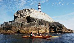 Canoeing and kayaking in Ireland