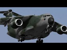 AVION KC-390 DE TRANSPORTE ARGENTINA BRASIL TRABAJANDO JUNTOS