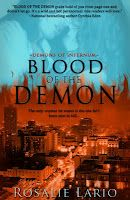 Once Upon a Series: Review: Blood of the Demon by Rosalie Lario (Demons of Infernum #1)