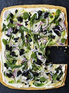 Blinipannari | Kasvis, Juhli ja nauti | Soppa365 Culinary Arts, Vegetable Pizza, Vegetables, Teet, Food, Veggies, Essen, Vegetable Recipes, Yemek