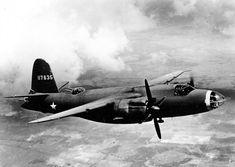 B-26 Martin Marauder - grandfather Adams flew these in WWII then Korea and Vietnam