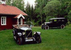 Volvo ÖV4 & PV4 (1927-1929)