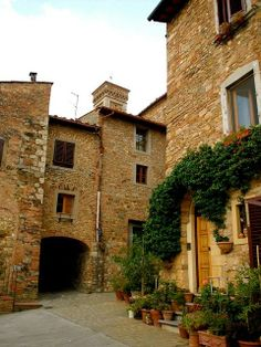 Tavarnelle val di Pesa: A Place Worth Leaving Florence For
