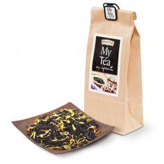 Czarno-złota Harmonia to #herbata, z której powstaje napar o brązowym kolorze ze świetlistą, złotą poświatą i unikalnym dymnym aromacie. Skórka cytryny delikatnie go łagodzi i nadaje mu lekko orzeźwiający posmak http://www.smacznaherbata.pl/herbaty-na-wage/odkryj-swiat1/czarno-zlota-harmonia-100g