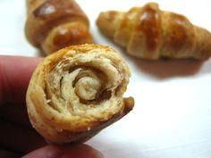 Cornulete-aperitiv-3 Muffin, Breakfast, Food, Morning Coffee, Muffins, Essen, Yemek, Morning Breakfast, Eten