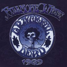 Grateful Dead - Fillmore West 1969