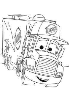 Cars Color Pages | cars sally mc queen coloring pages