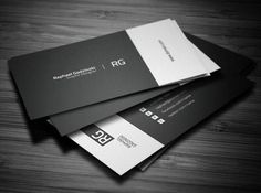 Cool Business Cards Reloaded – 24 Fresh Examples