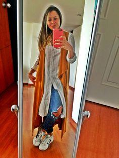 Vest + Adidas